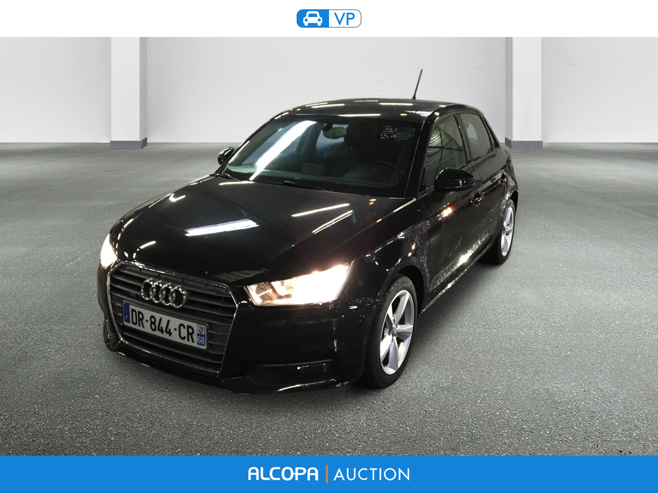 audi a1 a1 sportback 1 4 tdi 90ch ultra ambiente alcopa auction. Black Bedroom Furniture Sets. Home Design Ideas