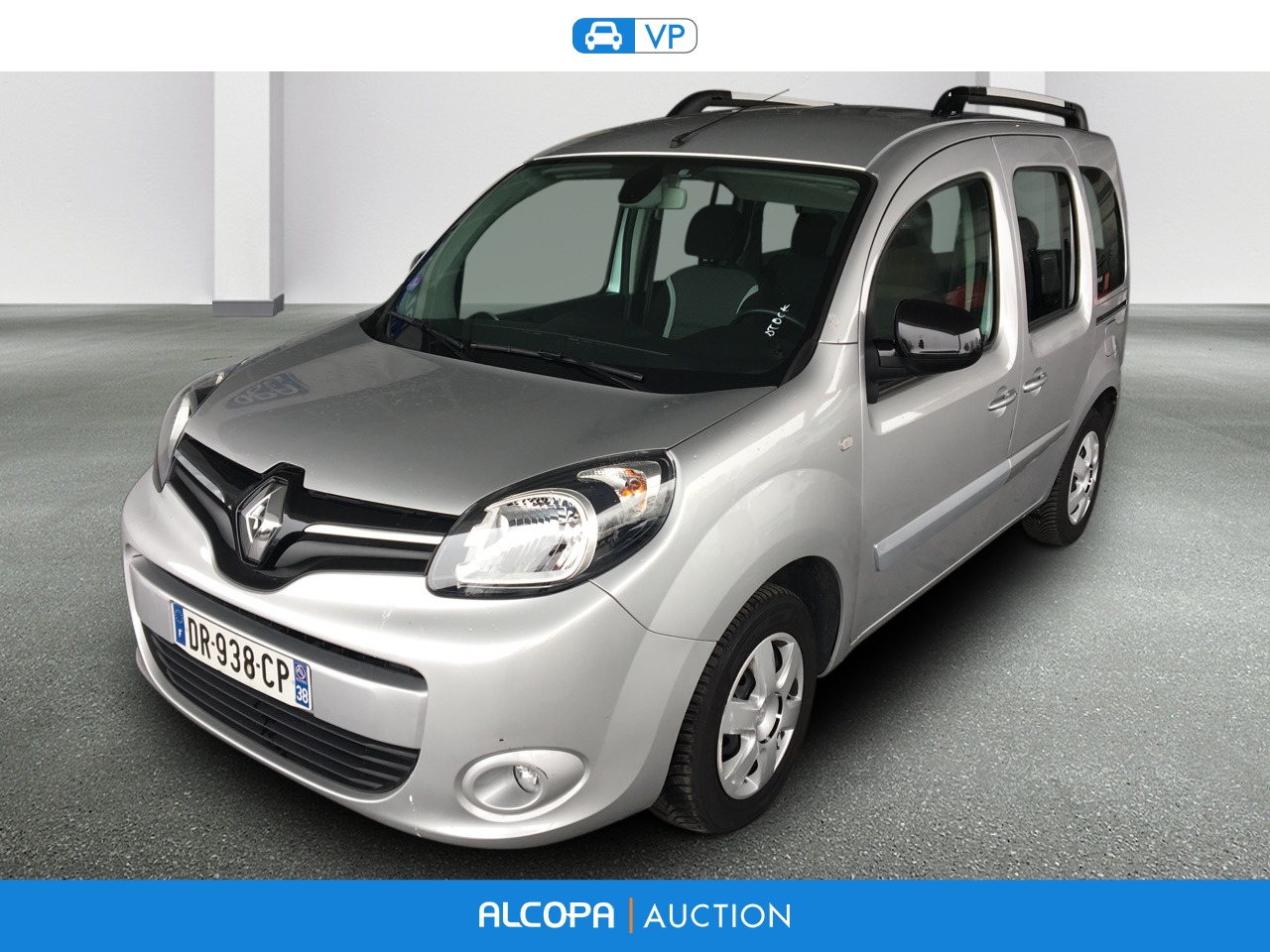 renault kangoo 02 2013 kangoo tce 115 energy intens alcopa auction. Black Bedroom Furniture Sets. Home Design Ideas