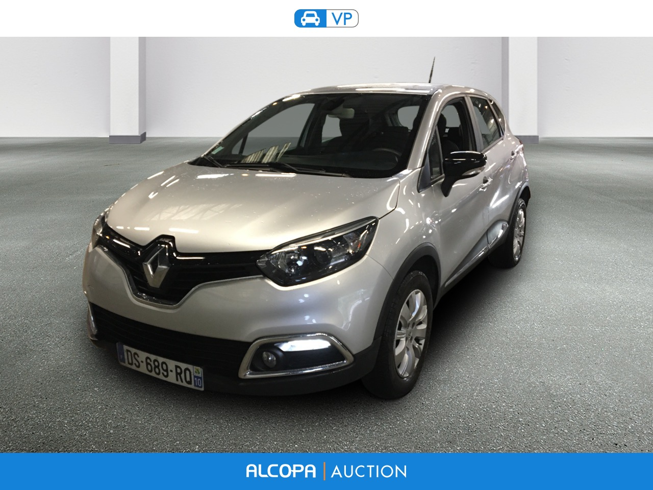 renault captur business 03 2013 05 2017 captur dci 90 energy business alcopa auction. Black Bedroom Furniture Sets. Home Design Ideas