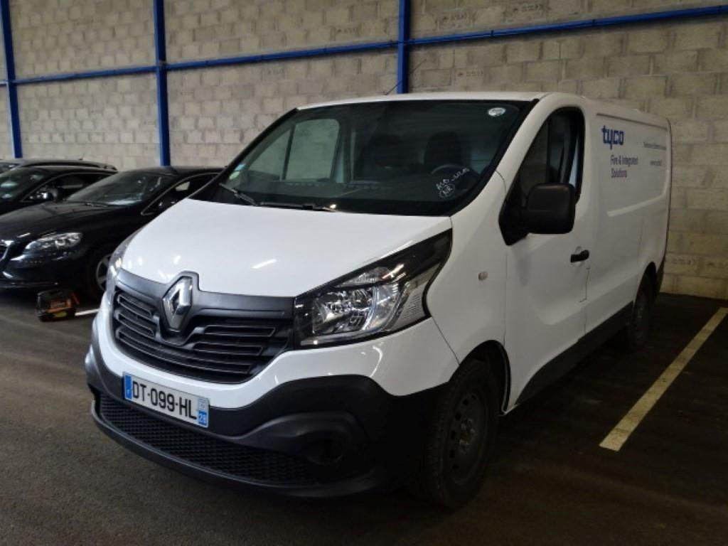 renault trafic fourgon trafic fgn l1h1 1000 kg dci 90 grand confort alcopa auction. Black Bedroom Furniture Sets. Home Design Ideas