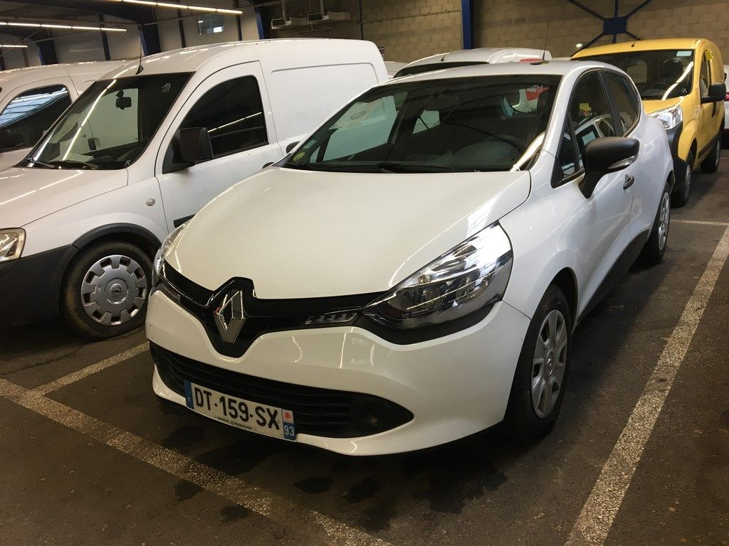 renault clio iv societe 07 2012 09 2016 clio iv societe dci 75 energy air alcopa auction. Black Bedroom Furniture Sets. Home Design Ideas