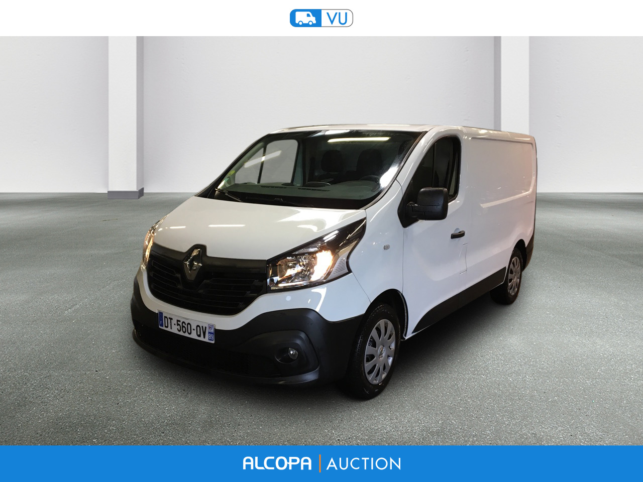 renault trafic trafic fg l1h1 1200 dci 90 grand confort alcopa auction. Black Bedroom Furniture Sets. Home Design Ideas