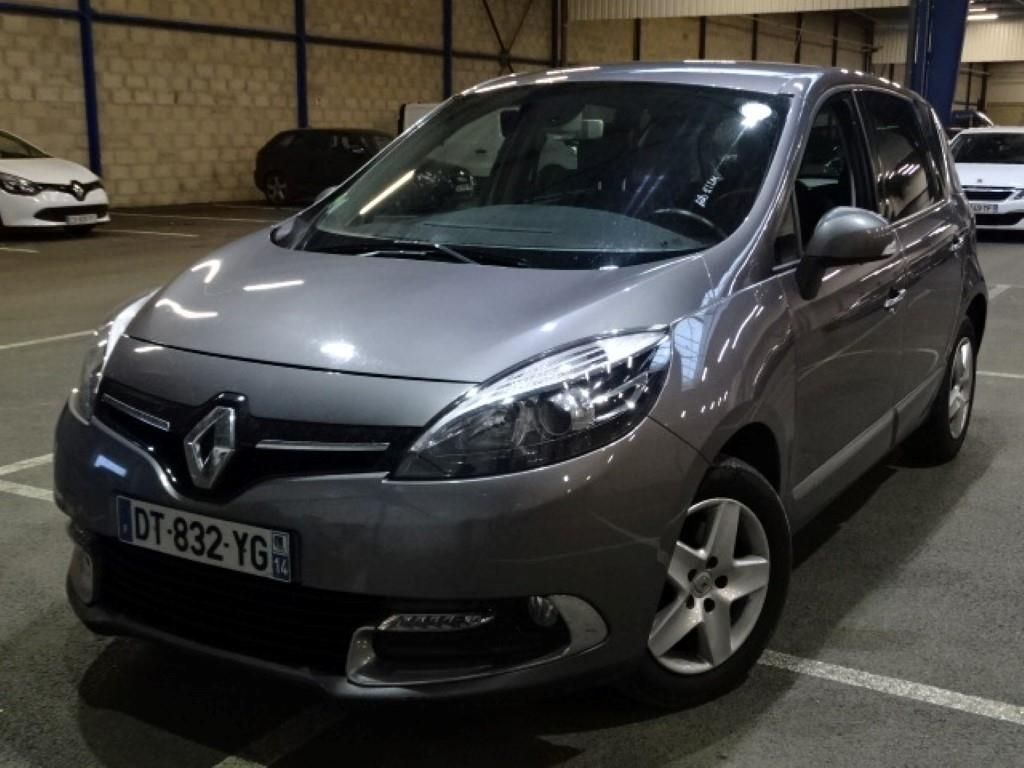 renault scenic iii business scenic dci 110 energy fap eco2 business alcopa auction. Black Bedroom Furniture Sets. Home Design Ideas