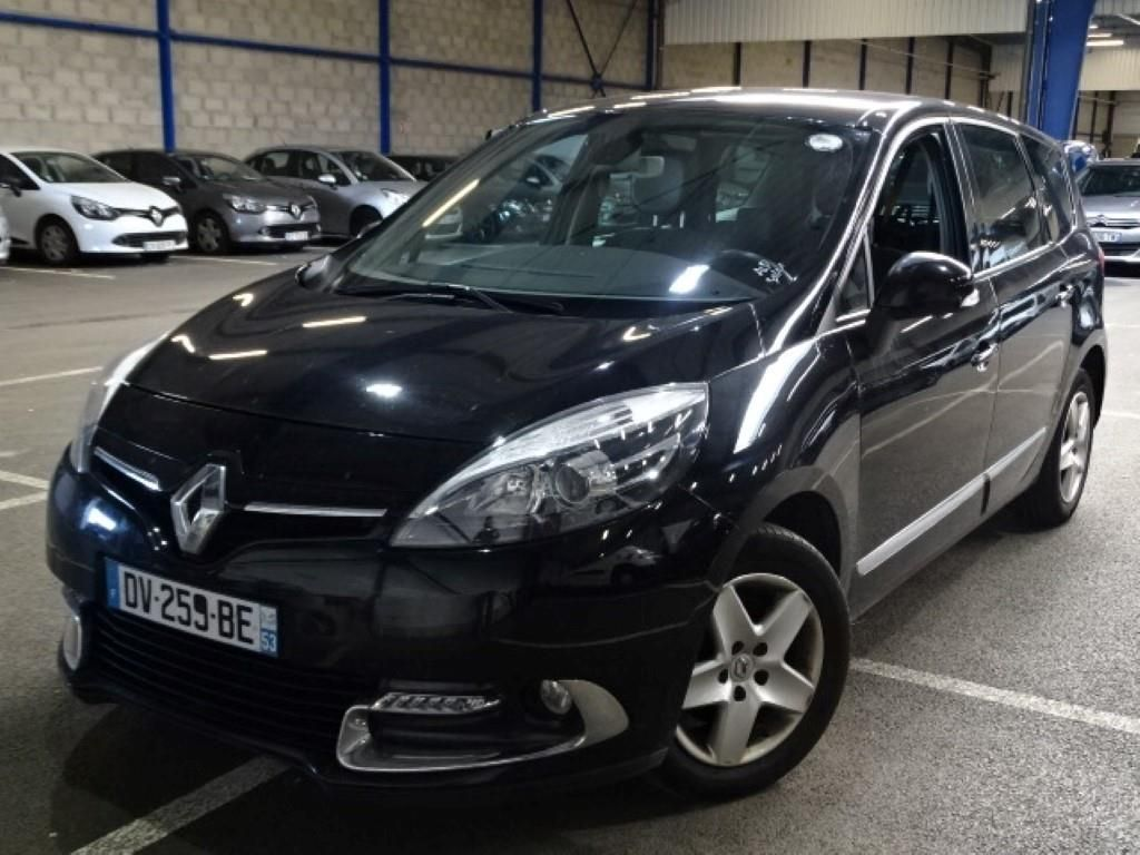 renault grand scenic iii business grand sc nic dci 110 energy eco2 business 7 pl alcopa auction. Black Bedroom Furniture Sets. Home Design Ideas