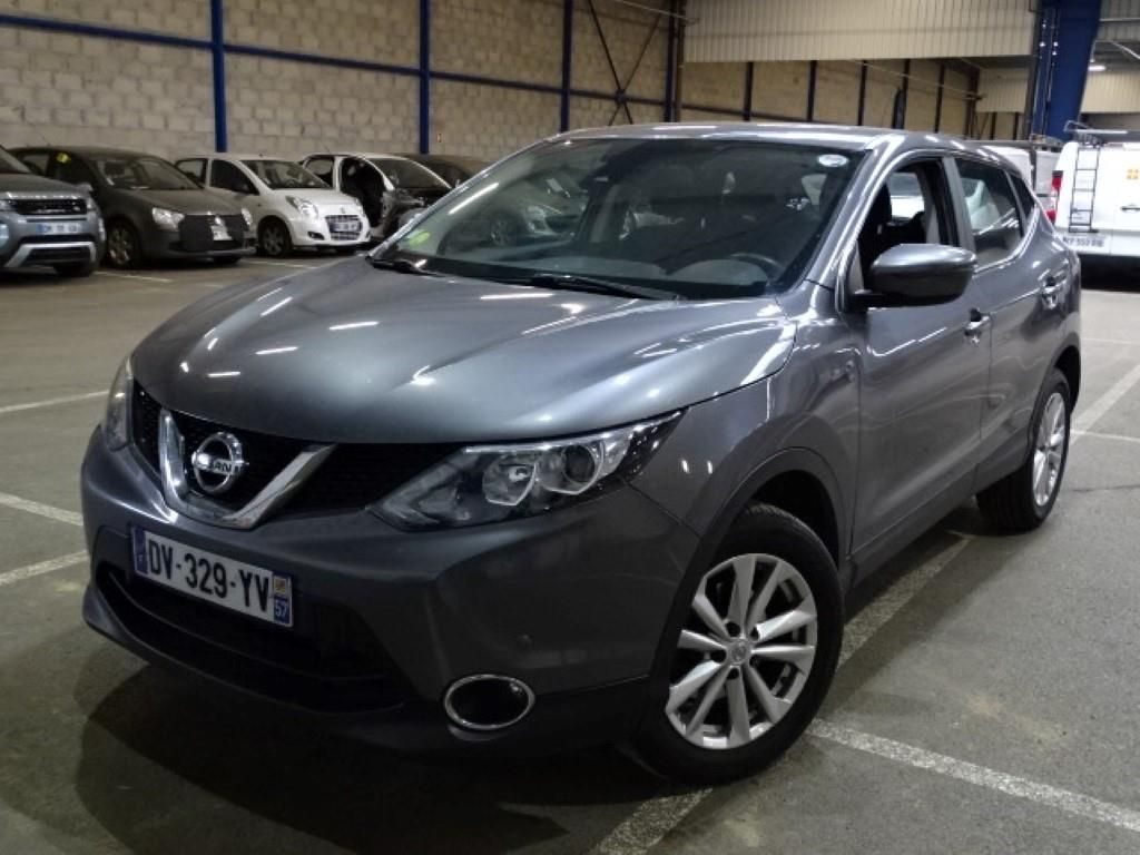 nissan qashqai business 01 2016 07 2017 qashqai 1 5 dci 110 business edition alcopa auction. Black Bedroom Furniture Sets. Home Design Ideas