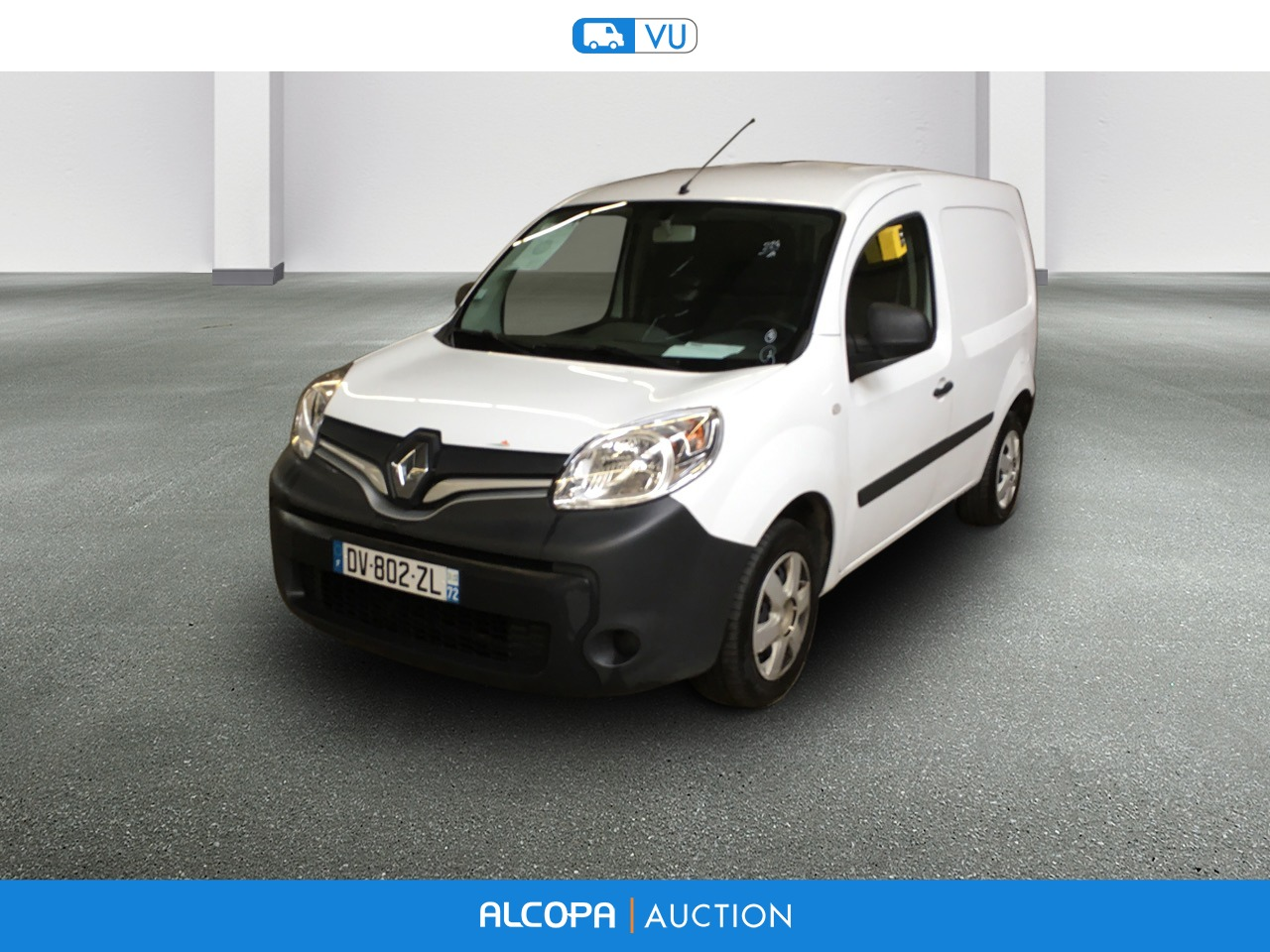 renault kangoo express kangoo express l1 1 5 dci 90 energy grand confort alcopa auction. Black Bedroom Furniture Sets. Home Design Ideas