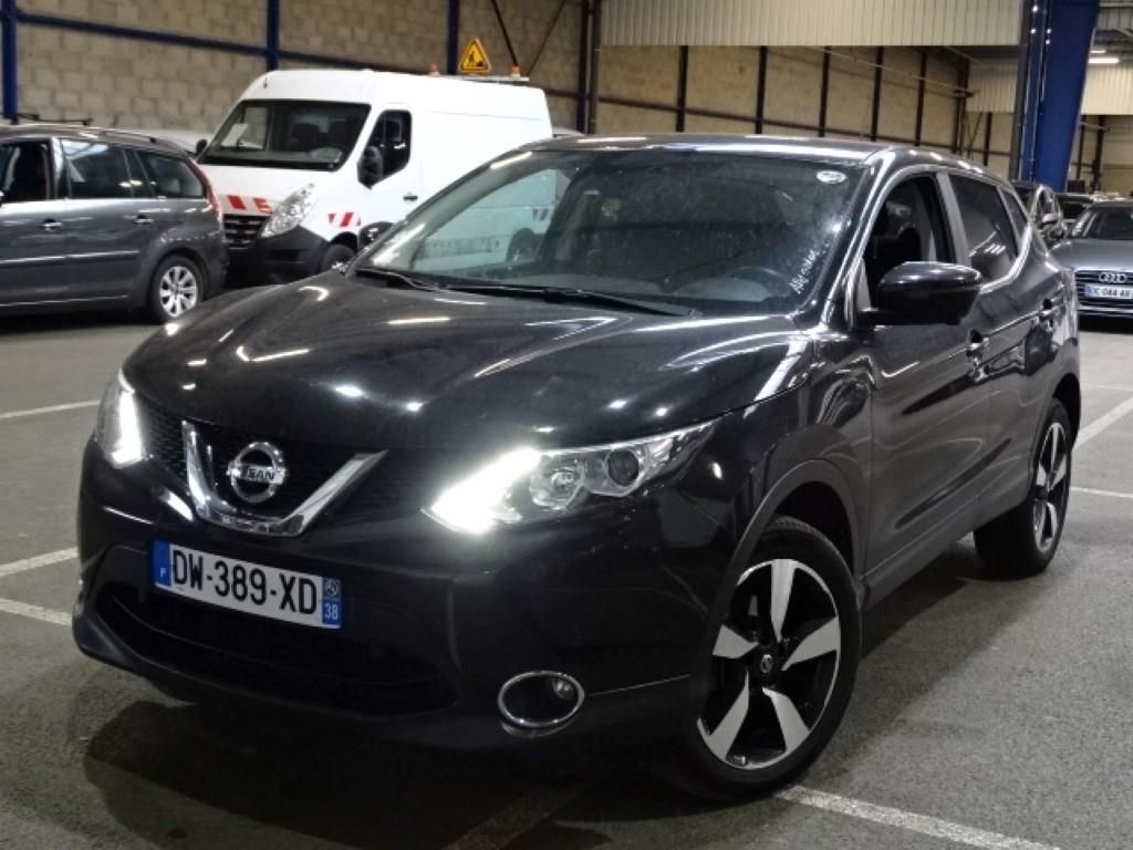 nissan qashqai qashqai 1 5 dci 110 stop start connect. Black Bedroom Furniture Sets. Home Design Ideas