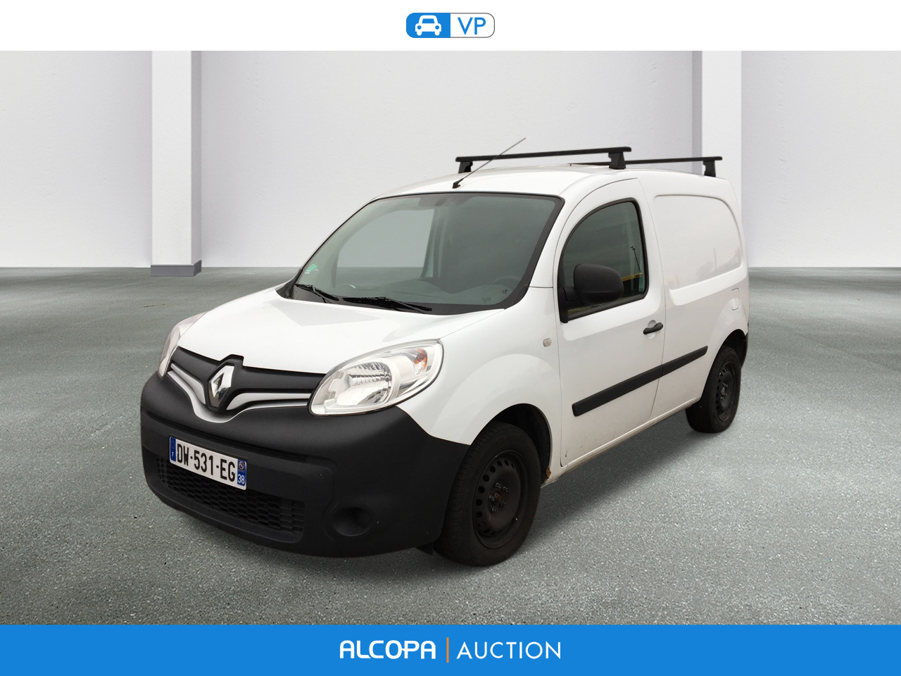 renault kangoo express dci 90 grand confort alcopa auction. Black Bedroom Furniture Sets. Home Design Ideas
