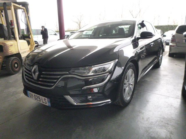 renault talisman business 11 2015 talisman dci 110 energy eco2 business bv6 alcopa auction. Black Bedroom Furniture Sets. Home Design Ideas