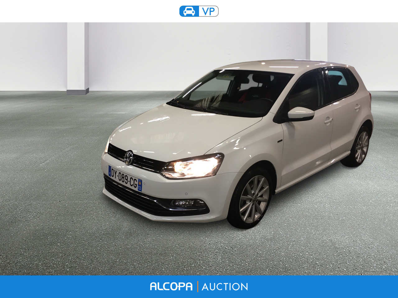 volkswagen polo 02 2014 09 2017 polo 1 2 tsi 90 bluemotion technology s rie sp ciale lounge. Black Bedroom Furniture Sets. Home Design Ideas