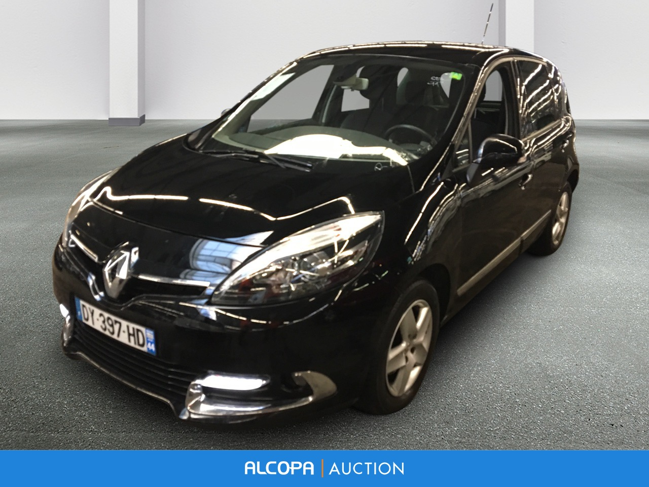 renault scenic iii business scenic dci 110 energy eco2 business beauvais alcopa auction. Black Bedroom Furniture Sets. Home Design Ideas