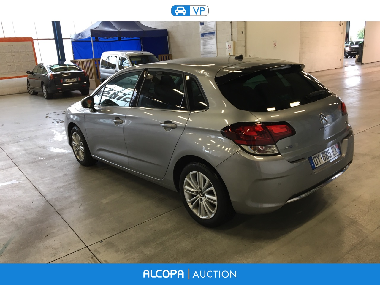 citroen c4 c4 bluehdi 100ch millenium business s s 86g rennes alcopa auction. Black Bedroom Furniture Sets. Home Design Ideas