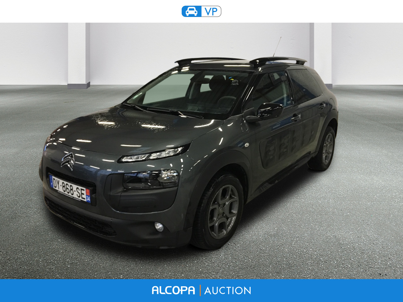 citroen c4 c4 cactus bluehdi 100 shine alcopa auction. Black Bedroom Furniture Sets. Home Design Ideas