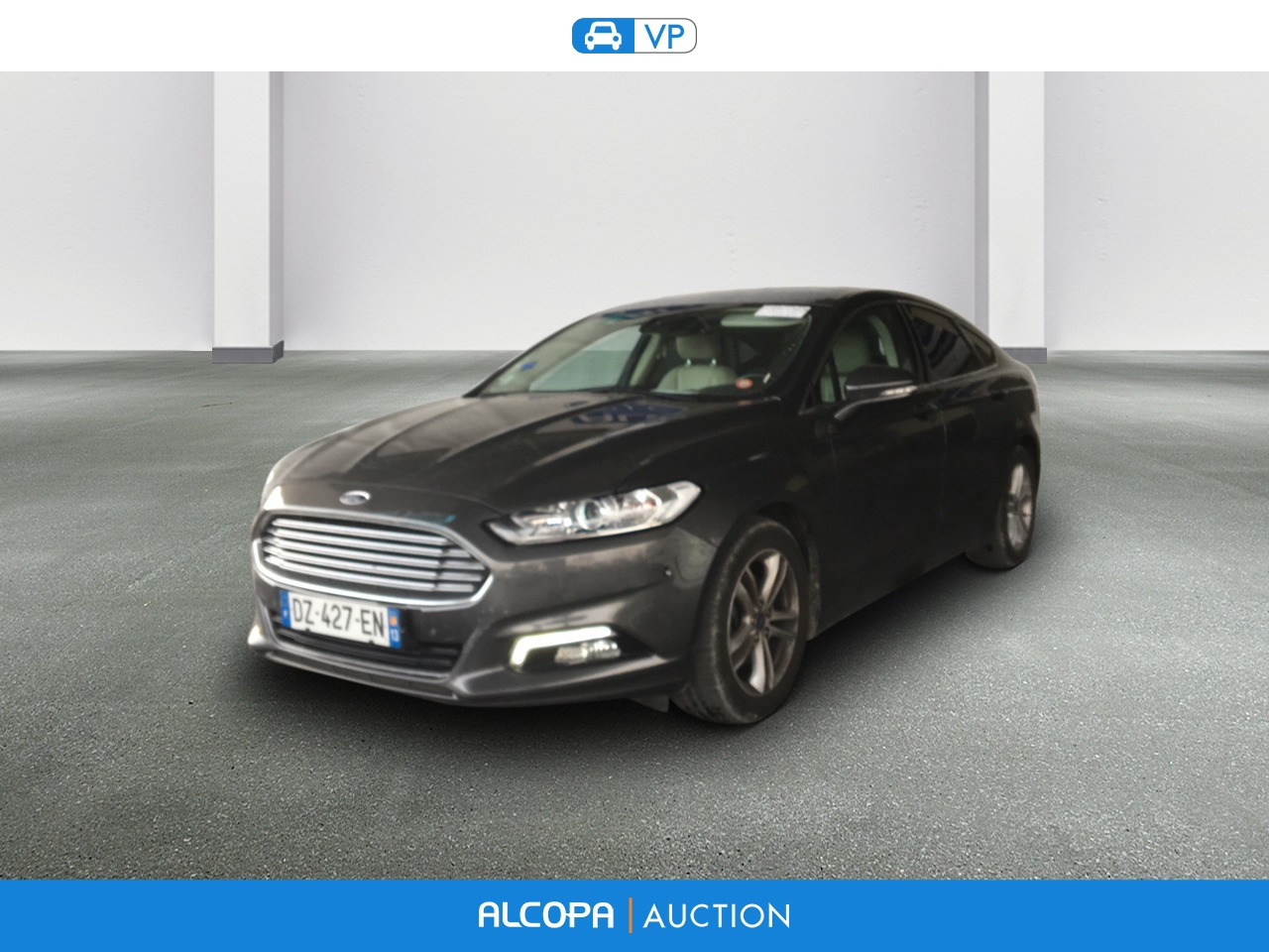 ford mondeo sw 09 2014 mondeo 2 0 tdci 180 titanium powershift bva alcopa auction. Black Bedroom Furniture Sets. Home Design Ideas