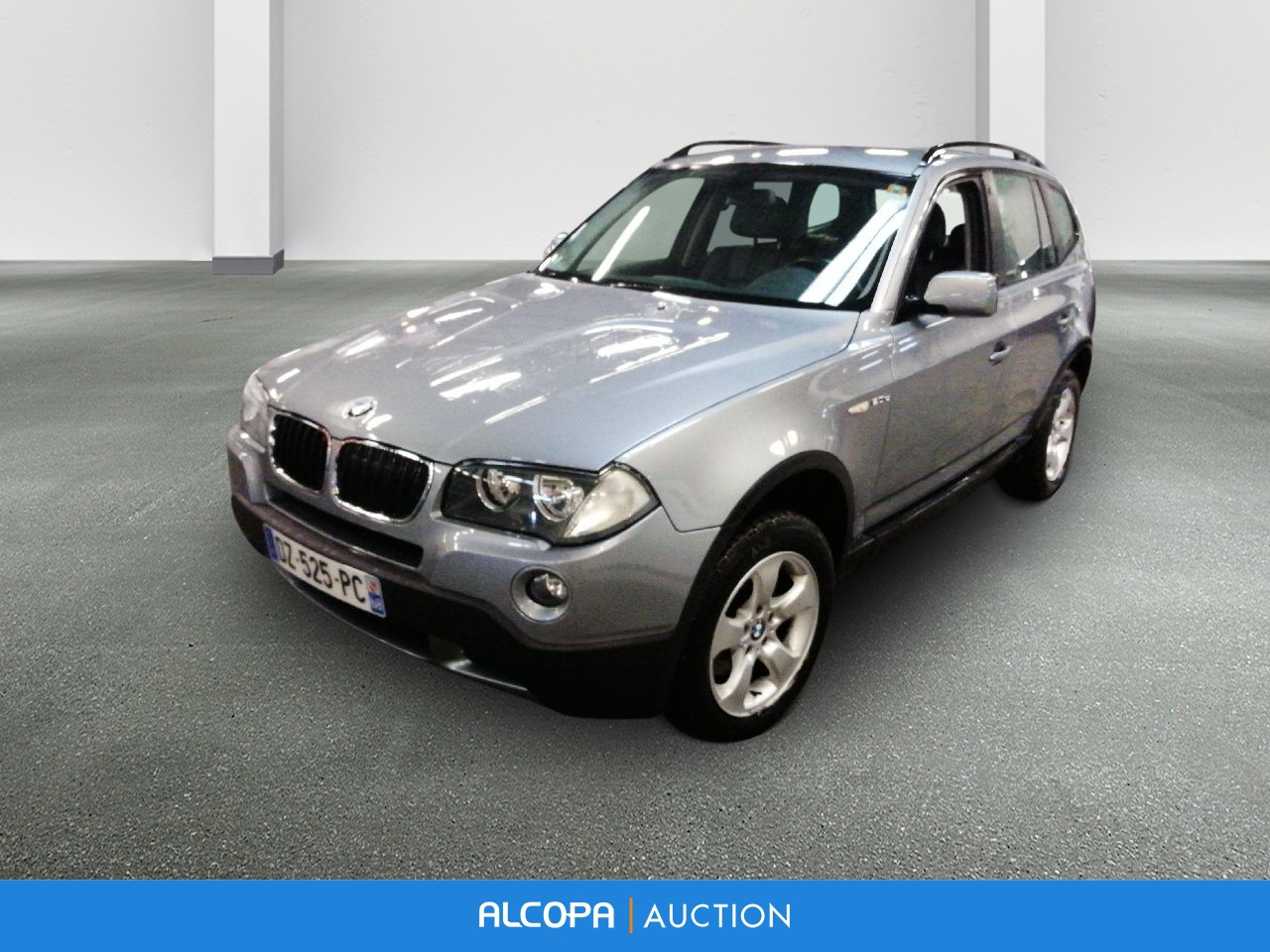 bmw x3 e83 lci x3 2 0d 177ch confort steptronic a alcopa auction. Black Bedroom Furniture Sets. Home Design Ideas