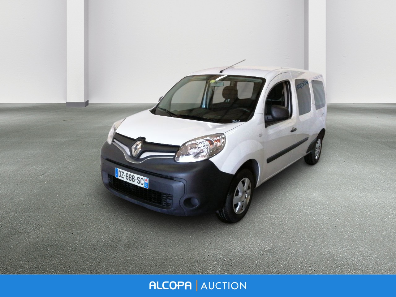 renault kangoo express kangoo express ca maxi 1 5 dci 110 energy grand confort alcopa auction. Black Bedroom Furniture Sets. Home Design Ideas