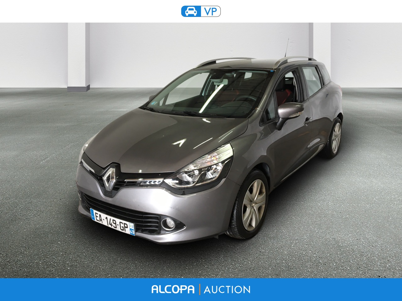 renault clio iv estate business clio estate dci 90 energy eco2 82g business alcopa auction. Black Bedroom Furniture Sets. Home Design Ideas
