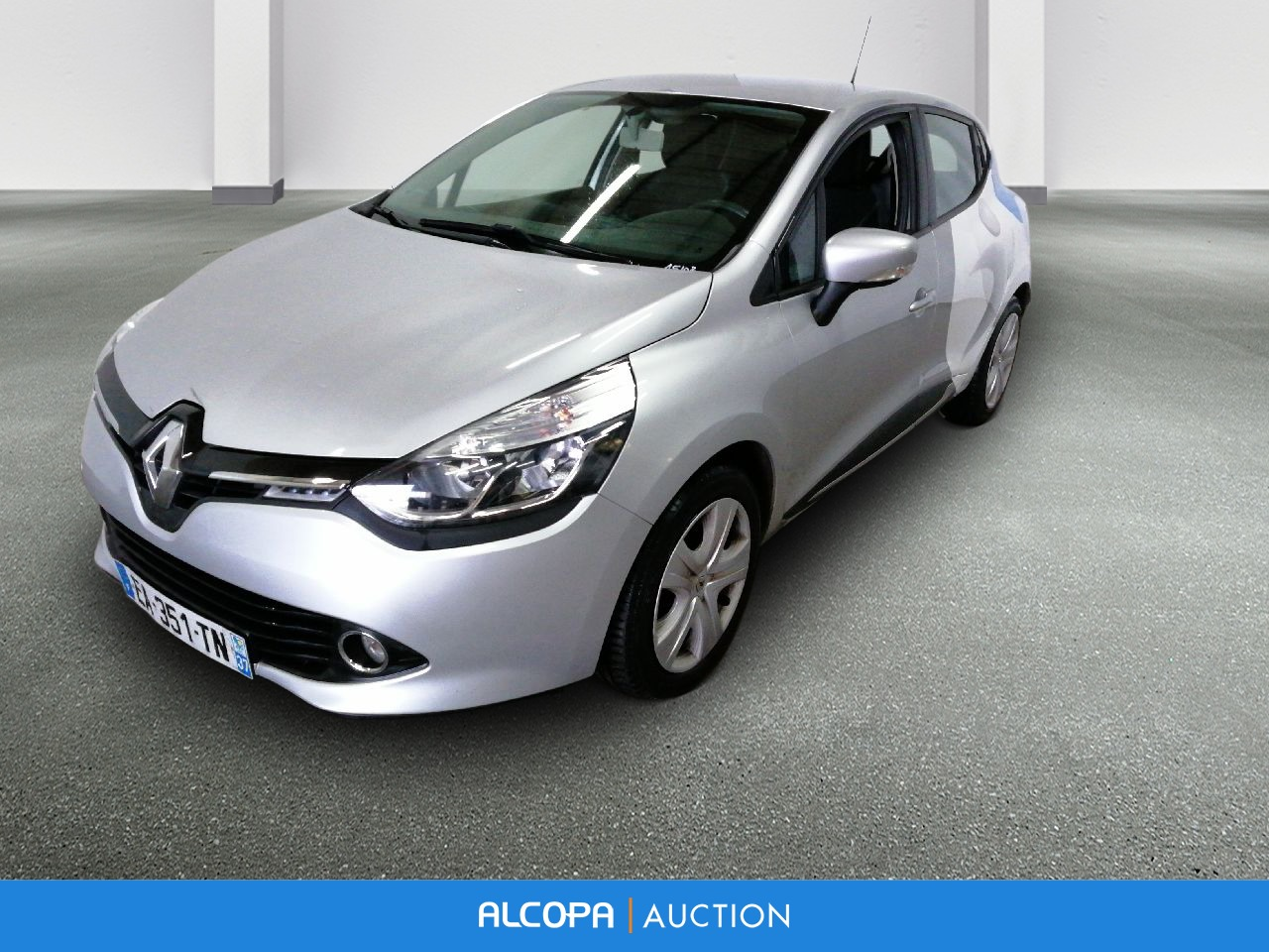 renault clio iv clio iv dci 75 energy business alcopa auction. Black Bedroom Furniture Sets. Home Design Ideas