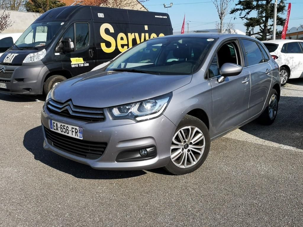 citroen c4 societe c4 societe bluehdi 100 millenium business beauvais alcopa auction. Black Bedroom Furniture Sets. Home Design Ideas