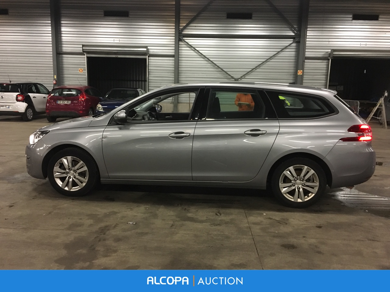 peugeot 308 sw business 308 sw 1 6 bluehdi 100ch s s bvm5 active business nancy alcopa auction. Black Bedroom Furniture Sets. Home Design Ideas