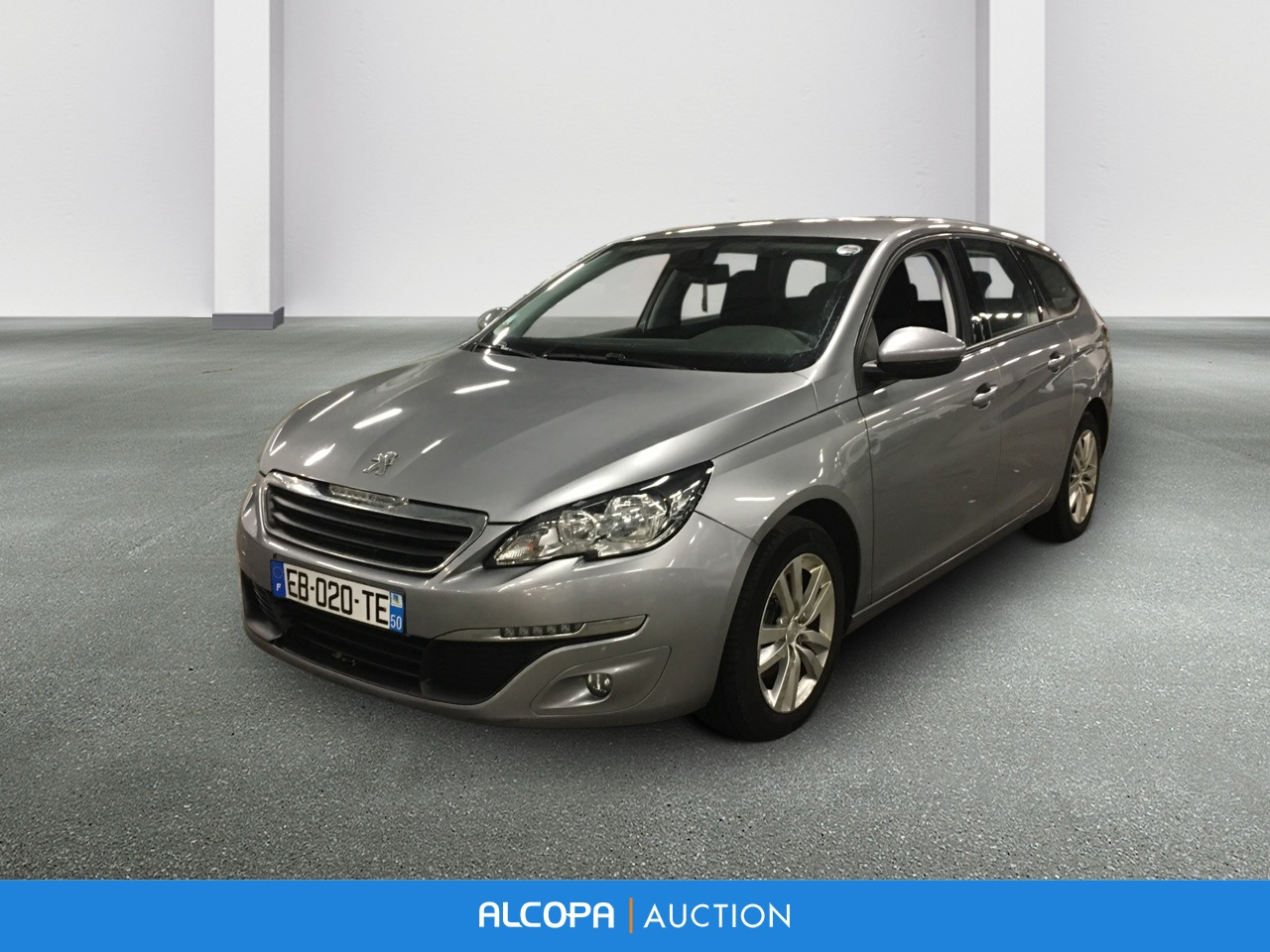 peugeot 308 sw business 308 sw 1 6 bluehdi 100ch s s bvm5 active business alcopa auction. Black Bedroom Furniture Sets. Home Design Ideas