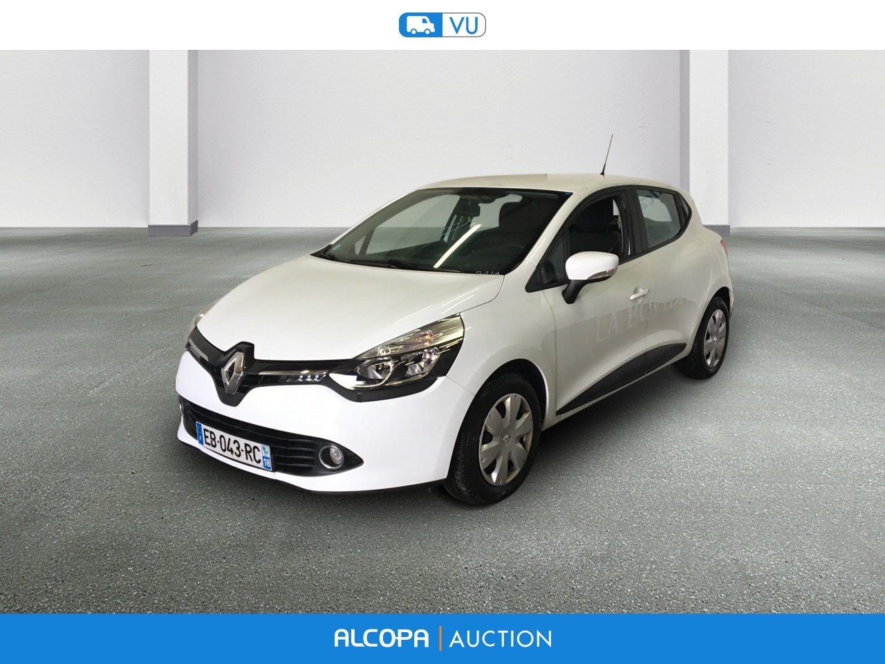 renault clio iv societe clio iv societe dci 90 energy eco2 air medianav alcopa auction. Black Bedroom Furniture Sets. Home Design Ideas