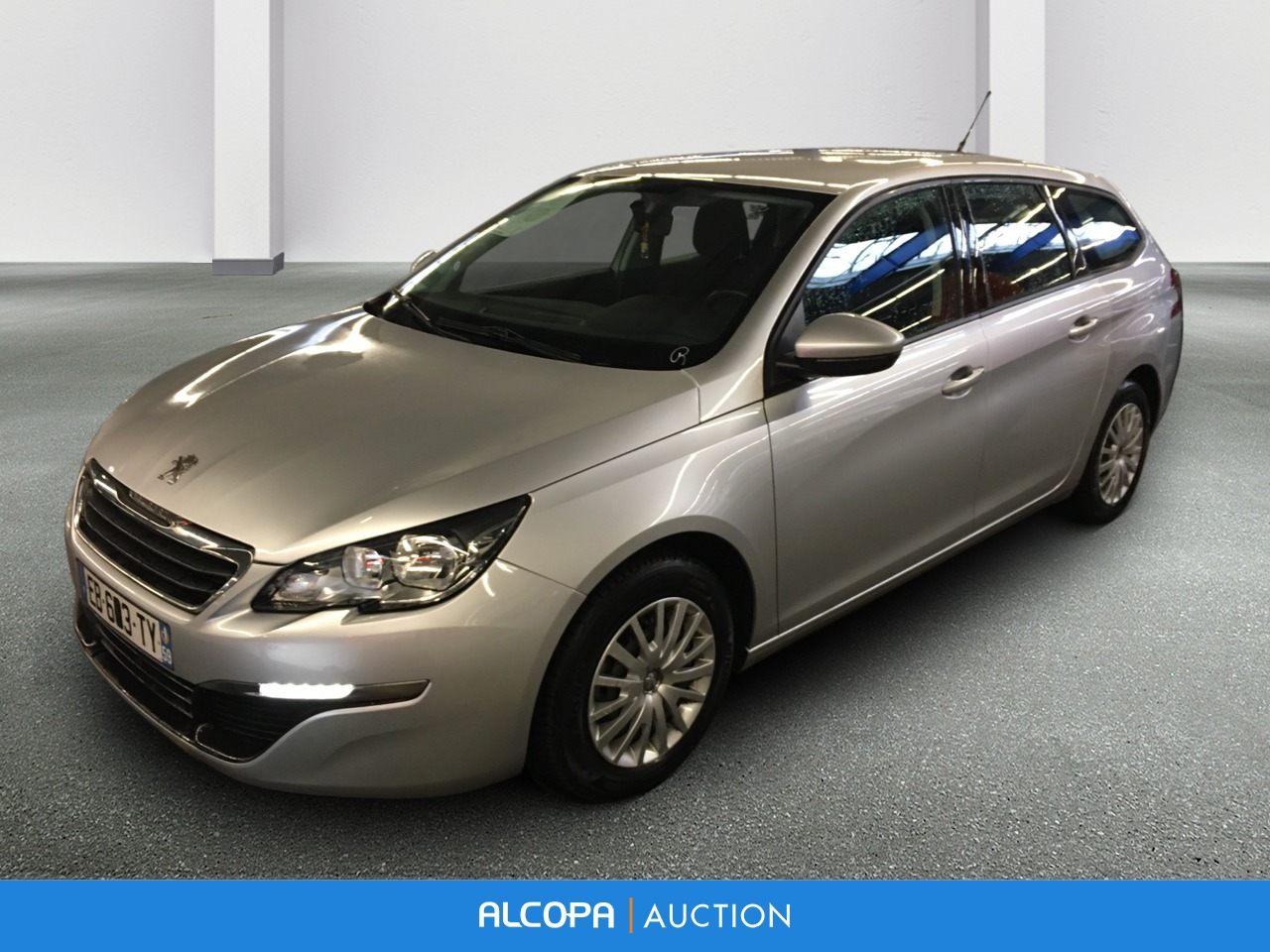 peugeot 308 sw business 308 sw 1 6hdi 100ch bvm5 business alcopa auction. Black Bedroom Furniture Sets. Home Design Ideas