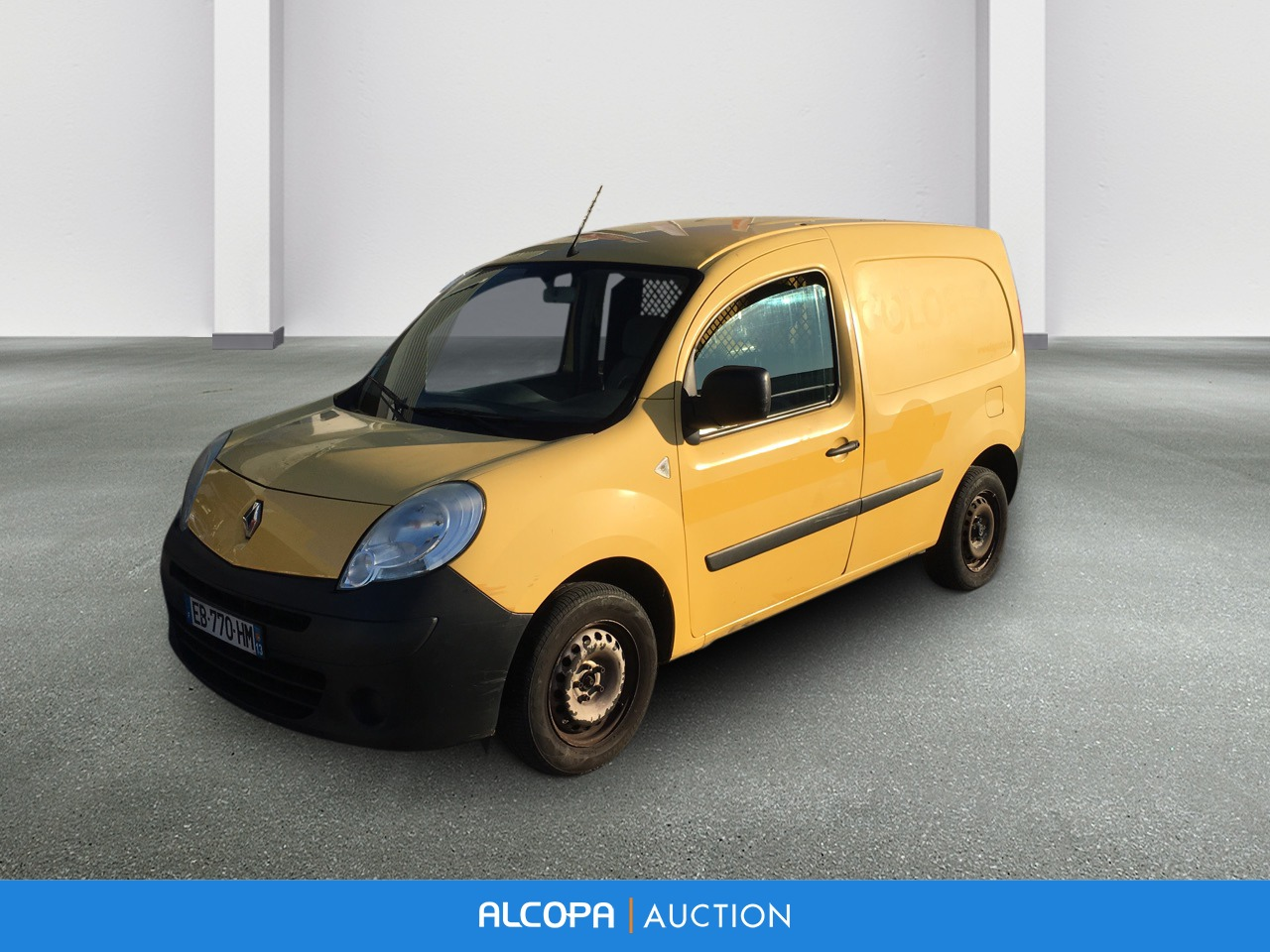 renault kangoo express kangoo express l1 1 5 dci 70 confort marseille alcopa auction. Black Bedroom Furniture Sets. Home Design Ideas