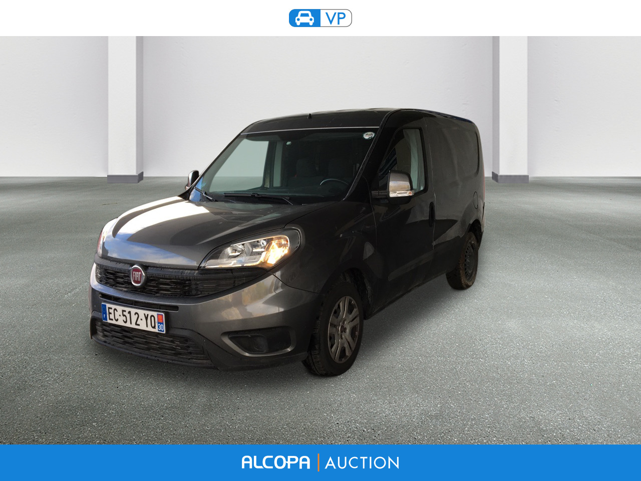fiat doblo doblo cargo 1 6l mjt 90 pack professional bva alcopa auction. Black Bedroom Furniture Sets. Home Design Ideas