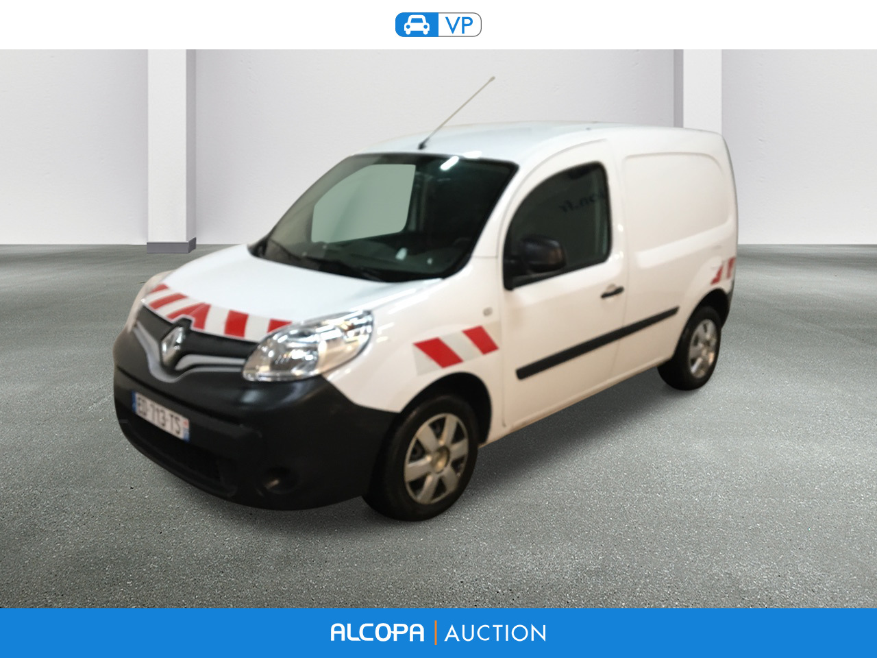 renault kangoo kangoo express 1 5 dci 90 energy extra r link e6 tours alcopa auction. Black Bedroom Furniture Sets. Home Design Ideas