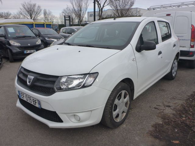 dacia sandero 10 2012 09 2016 sandero 1 2 16v 75 e6 ambiance alcopa auction. Black Bedroom Furniture Sets. Home Design Ideas