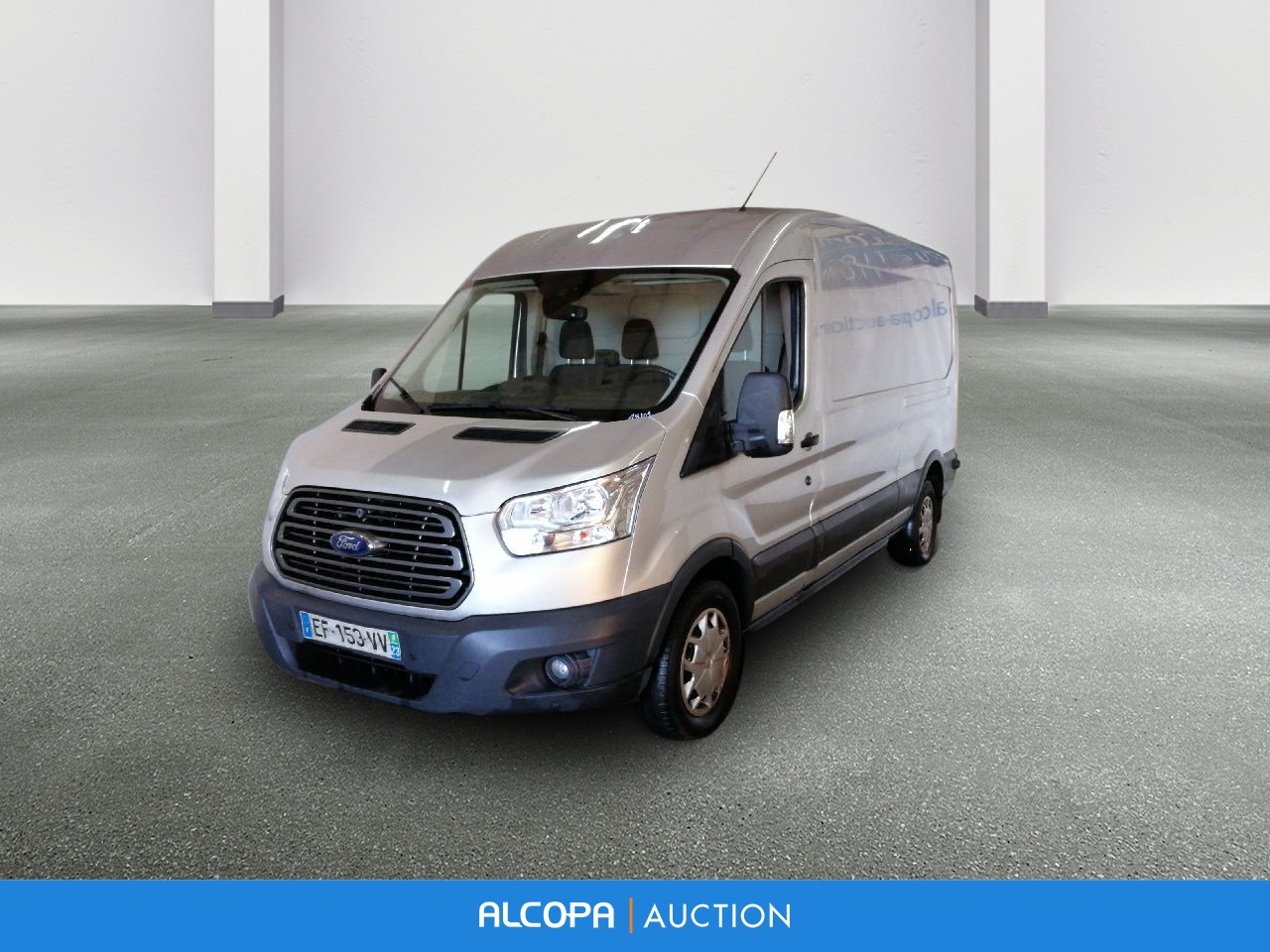 ford transit fourgon transit fourgon t350 l3h2 2 2 tdci 155 trend alcopa auction. Black Bedroom Furniture Sets. Home Design Ideas