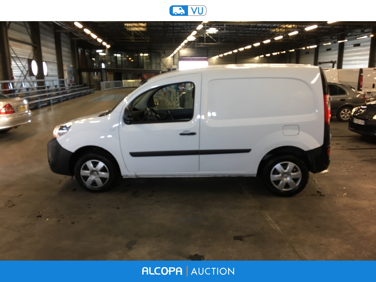 renault kangoo kangoo express 1 5 dci 75 energy grand confort e6 nancy alcopa auction. Black Bedroom Furniture Sets. Home Design Ideas