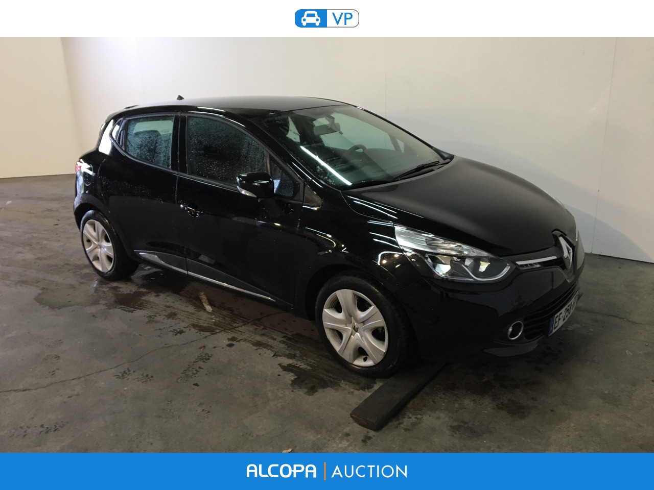 renault clio clio dci 75 energy business 5p tours alcopa auction. Black Bedroom Furniture Sets. Home Design Ideas