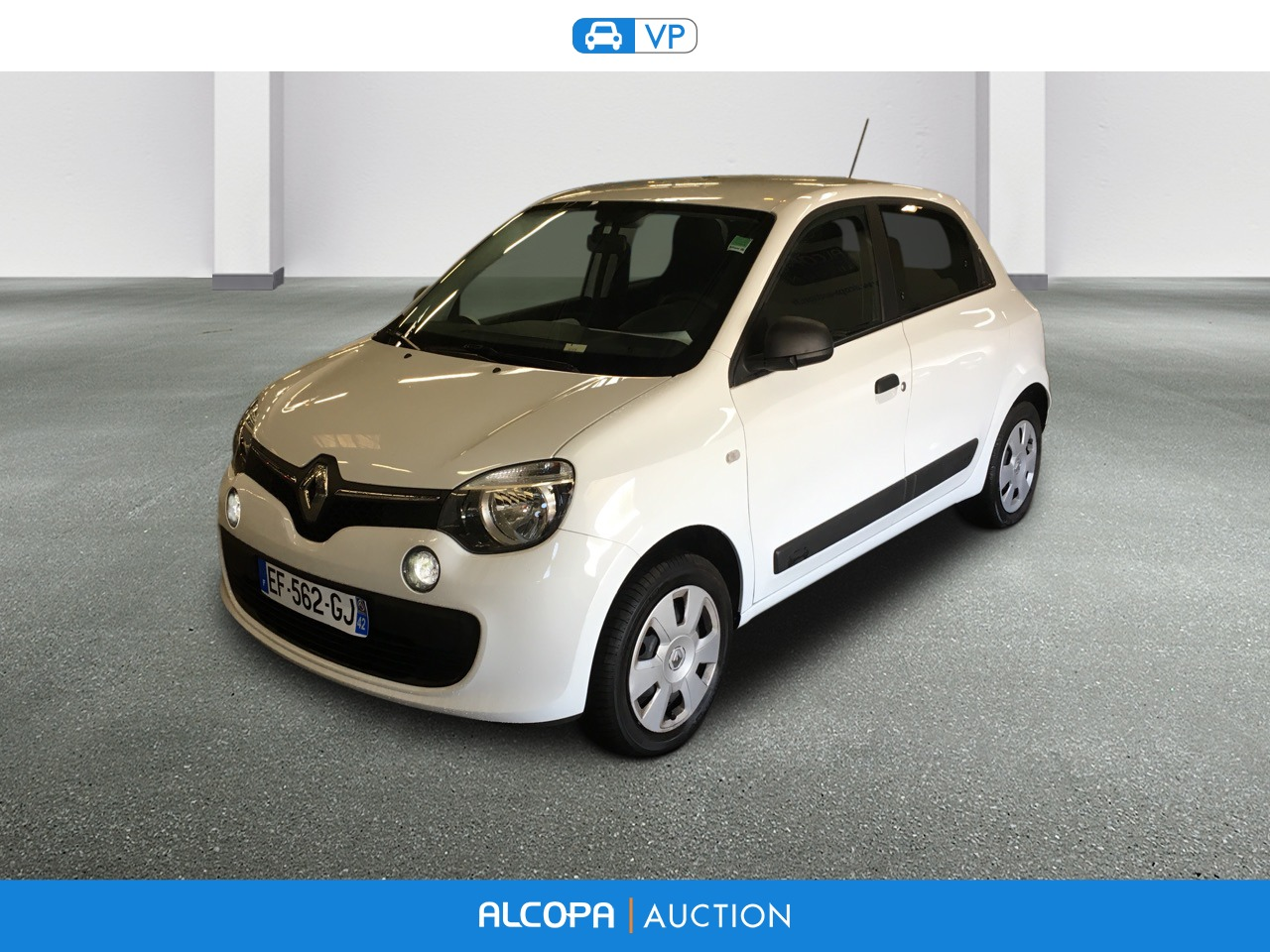 renault twingo iii 09 2014 twingo iii 1 0 sce 70 bc life alcopa auction. Black Bedroom Furniture Sets. Home Design Ideas