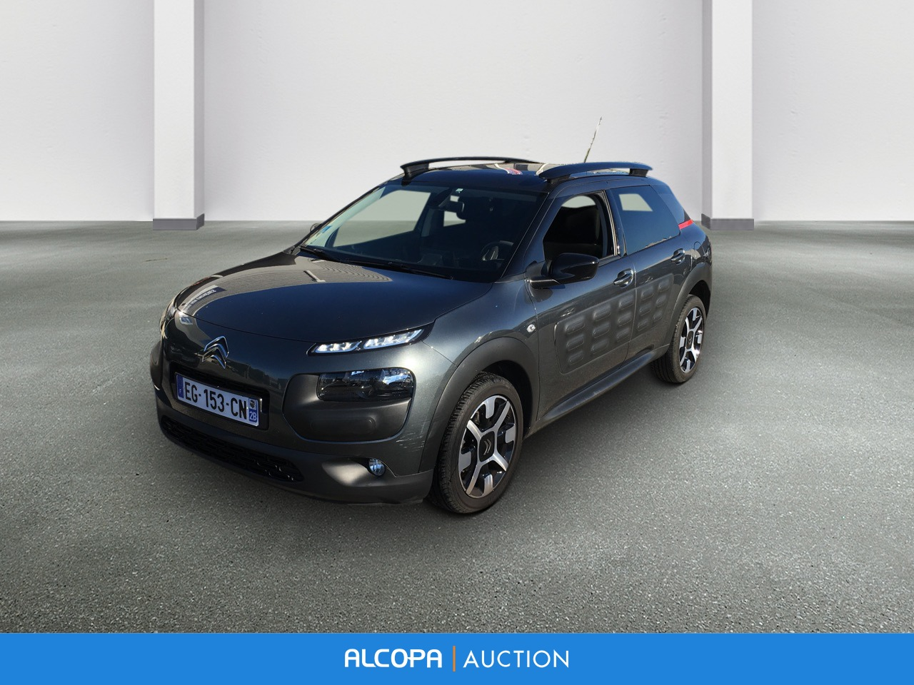 citroen c4 cactus c4 cactus bluehdi 100 s s etg6 alcopa auction. Black Bedroom Furniture Sets. Home Design Ideas