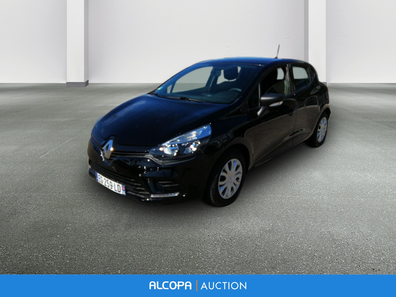 renault clio iv clio dci 75 energy life marseille alcopa auction. Black Bedroom Furniture Sets. Home Design Ideas