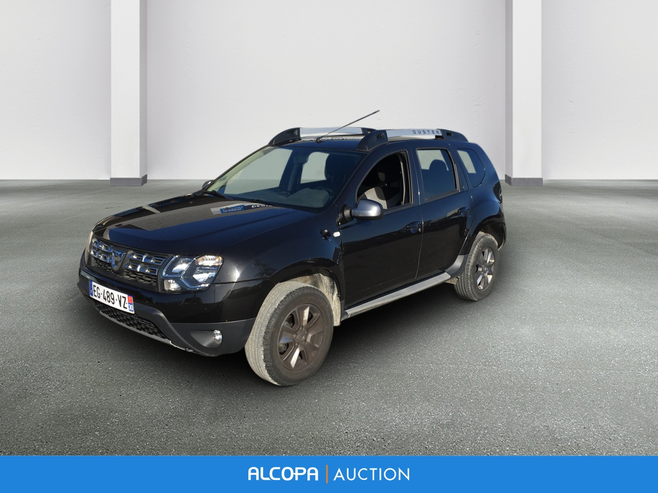 dacia duster duster dci 110 4x2 prestige edition 2016 marseille alcopa auction. Black Bedroom Furniture Sets. Home Design Ideas