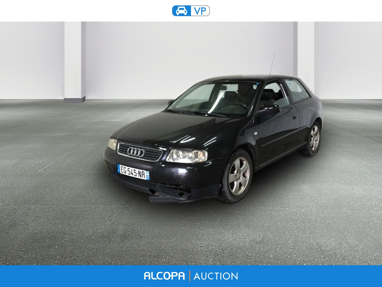 audi a3 evolution a3 1 9 tdi 130 pack sport ba alcopa auction. Black Bedroom Furniture Sets. Home Design Ideas