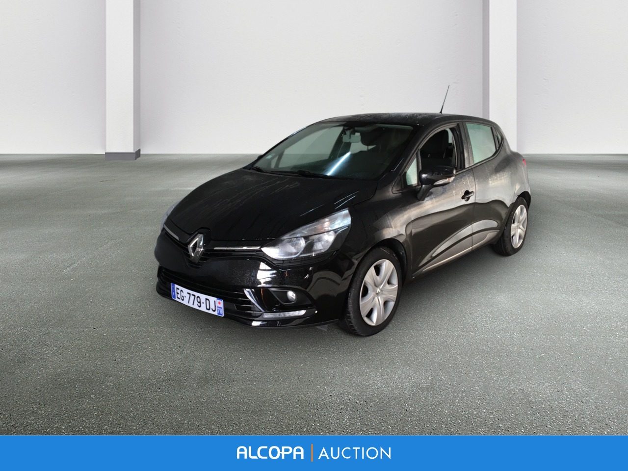 renault clio iv clio dci 75 energy life alcopa auction. Black Bedroom Furniture Sets. Home Design Ideas