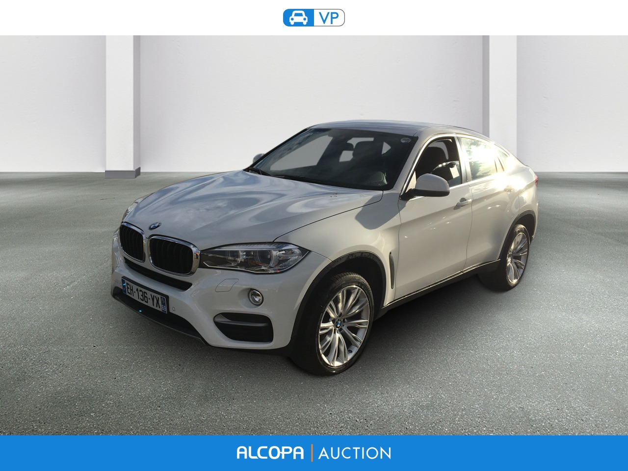 Bmw X6 F16 X6 Xdrive30d 258 Ch Lounge Plus A Alcopa Auction
