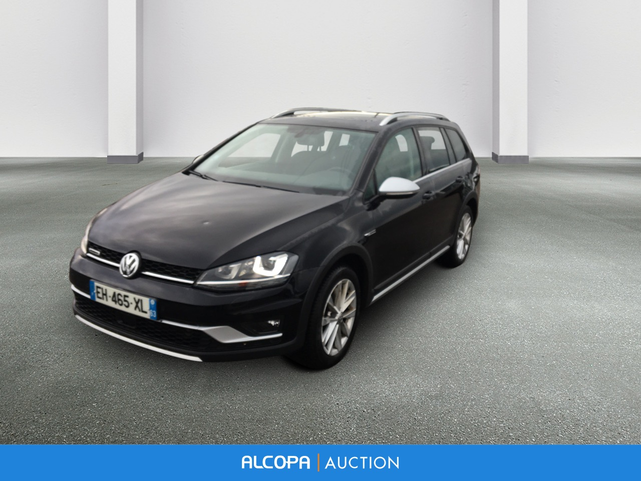 volkswagen golf sw golf sw 2 0 tdi 150 bluemotion technology 4motion alltrack alcopa auction. Black Bedroom Furniture Sets. Home Design Ideas