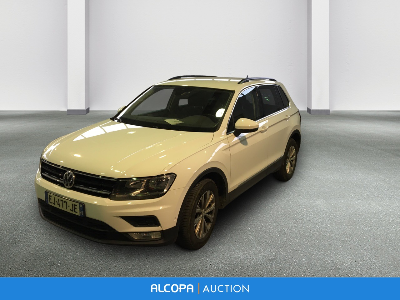 volkswagen tiguan business tiguan 2 0 tdi 150 dsg7 confortline business lyon alcopa auction. Black Bedroom Furniture Sets. Home Design Ideas