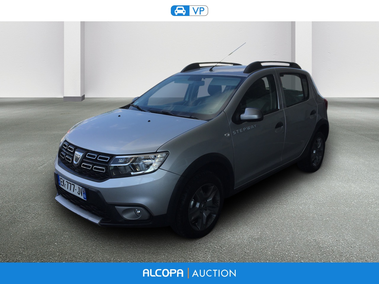 dacia sandero sandero tce 90 stepway easy r bva alcopa auction. Black Bedroom Furniture Sets. Home Design Ideas