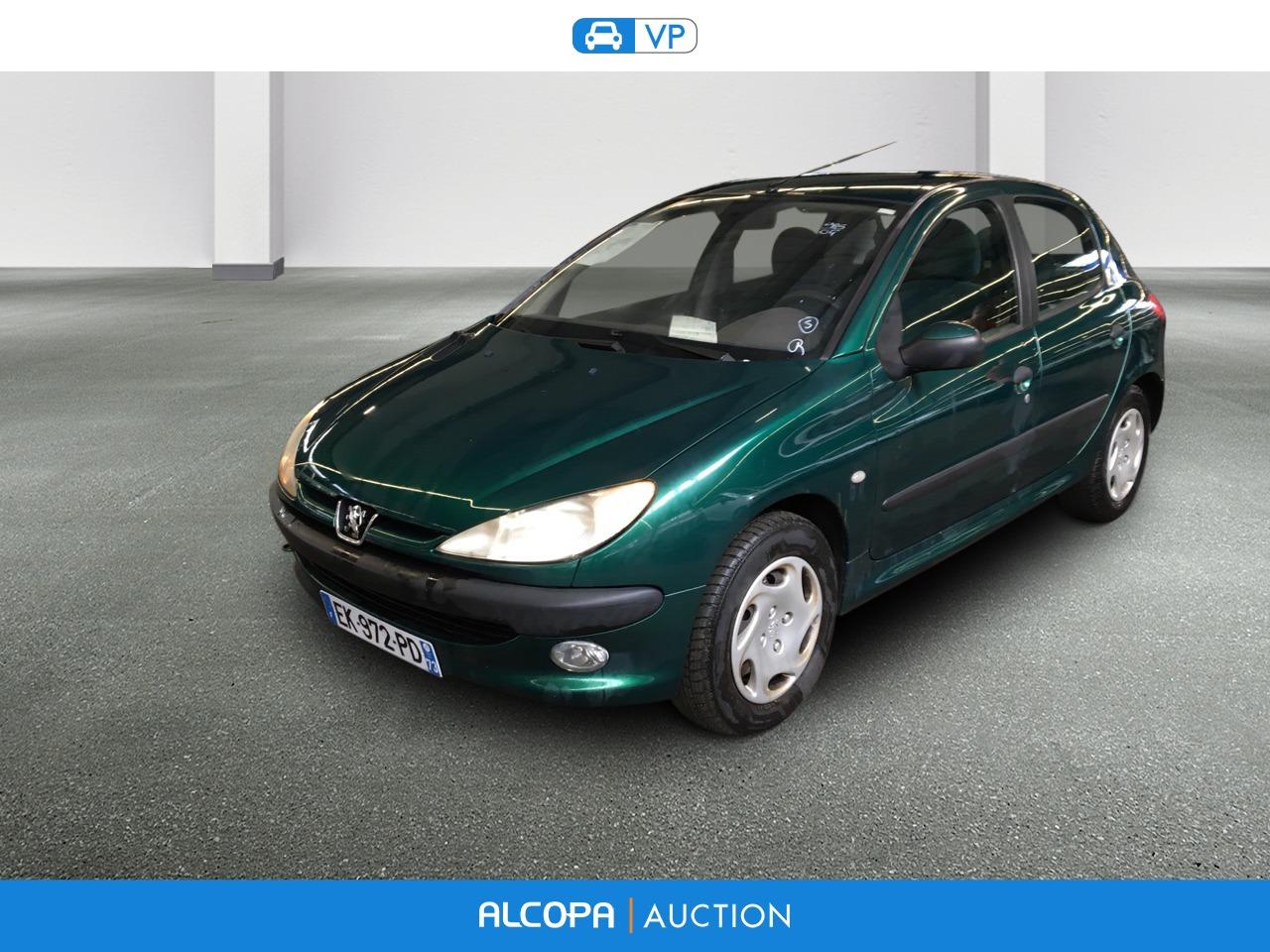 Peugeot 206  09  1998-03  2009