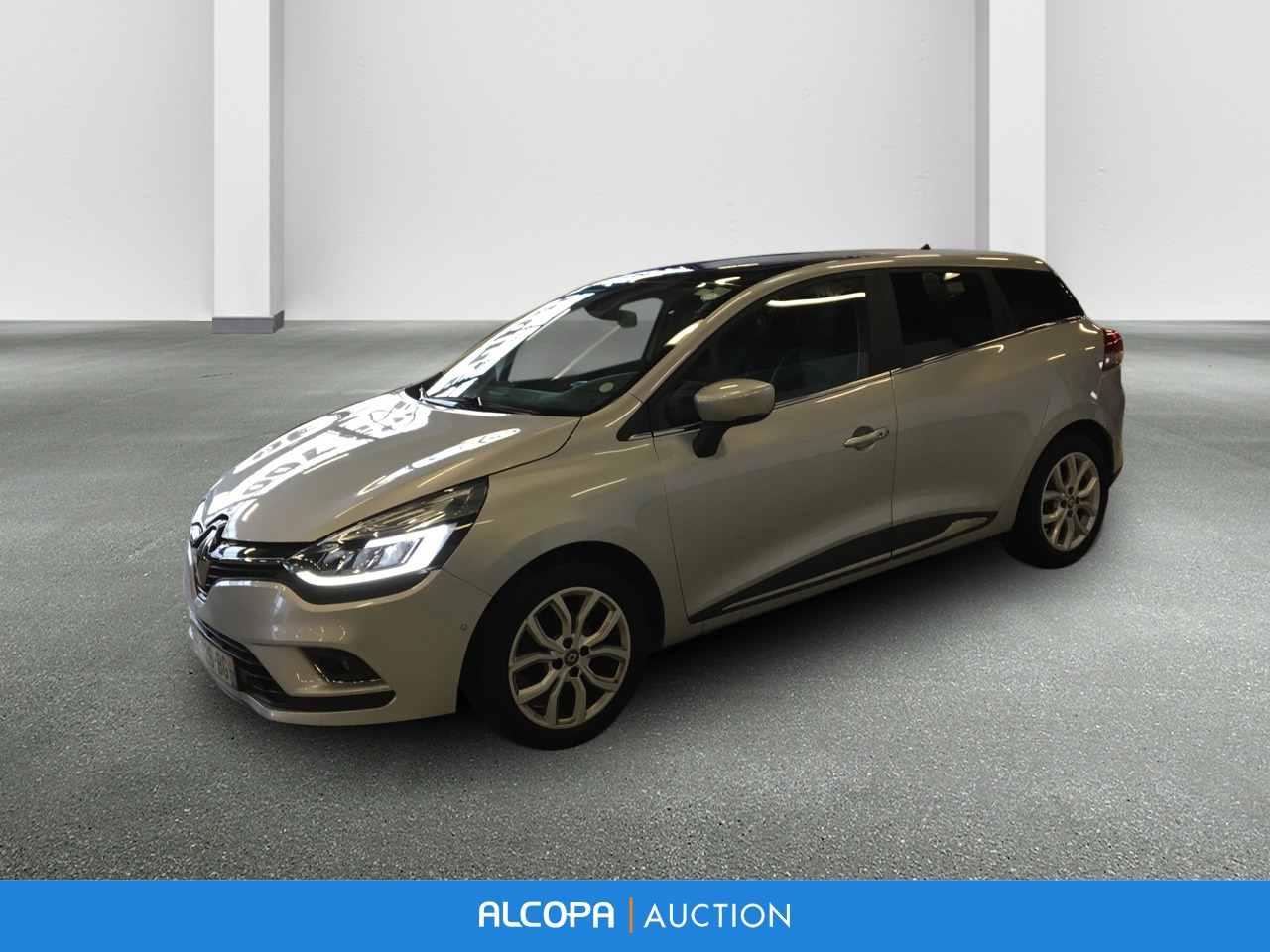 renault clio iv estate clio estate tce 120 energy edc intens alcopa auction. Black Bedroom Furniture Sets. Home Design Ideas