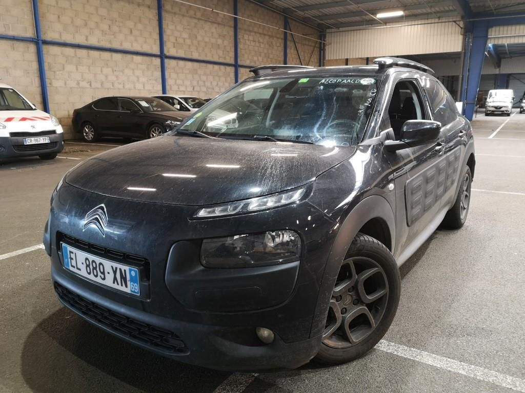 Citroen C4 Cactus Business