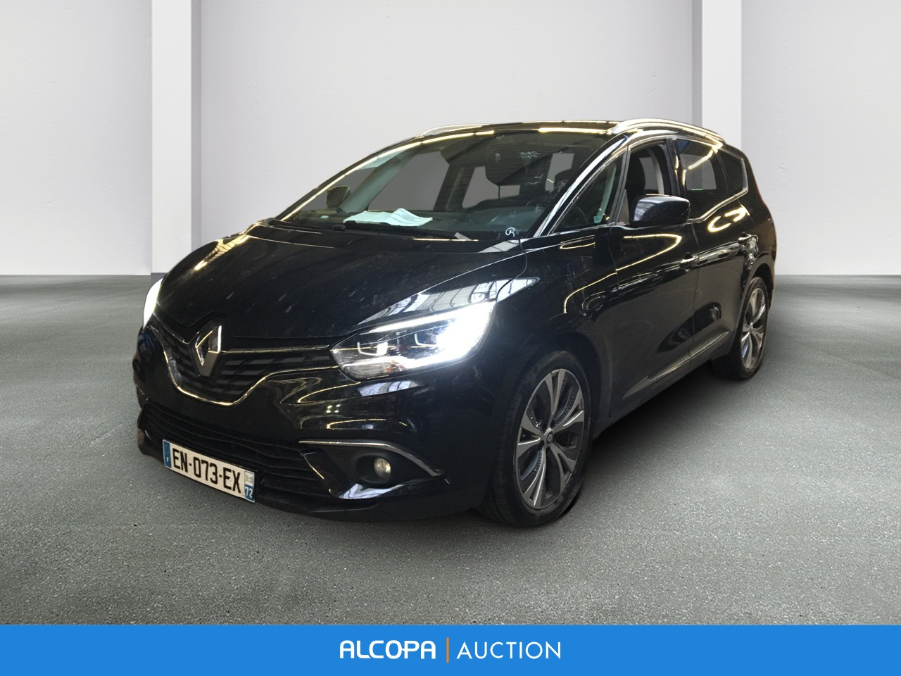 renault grand scenic iv grand scenic dci 130 energy intens beauvais alcopa auction