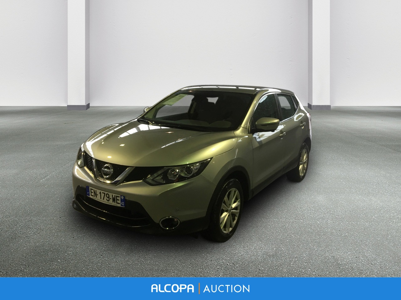 nissan qashqai nouveau qashqai 1 5 dci 110 business edition alcopa auction. Black Bedroom Furniture Sets. Home Design Ideas