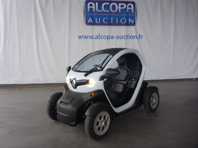 renault twizy cargo 06 2015 twizy 80 life z e bva alcopa auction. Black Bedroom Furniture Sets. Home Design Ideas